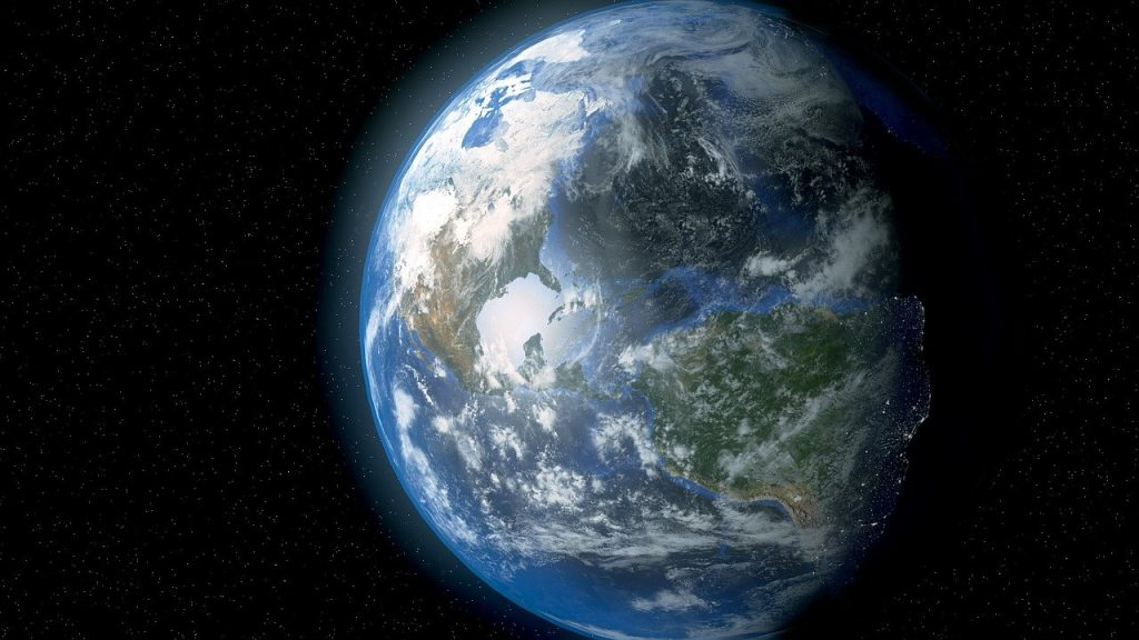 Earth Day is celebrated by 1 billion people world wide