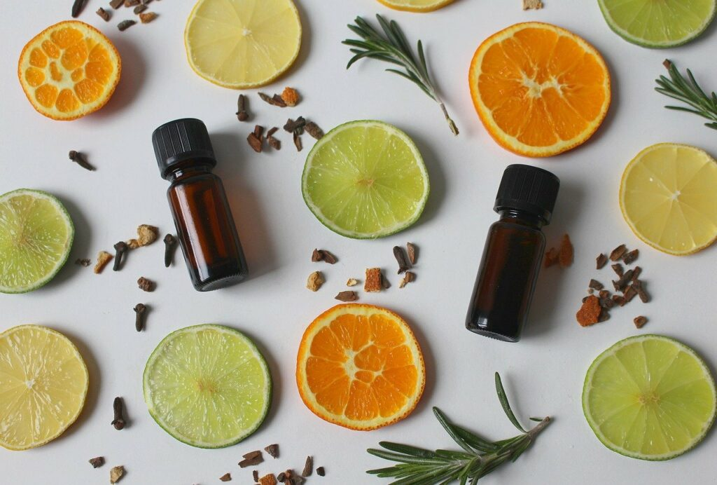 citrus essential oils for labor and birth